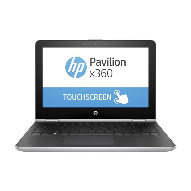 WEB_HP Pavilion X360-11-ad019tu 2in1 Notebook - Silver [N4200/4 GB/500 GB/11.6