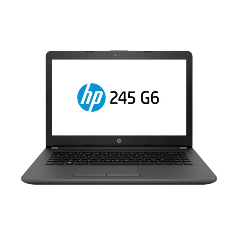 WEB_HP 245 G6-2DF50PA Notebook - Black [A9-9420 APU/4 GB/1 TB/DVD-RW/RADEON R5/14