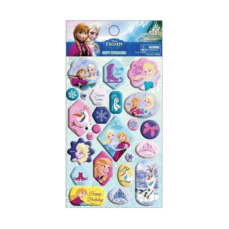 Something Sweet Frozen With Love CAS1015-PR006 Casting Sticker