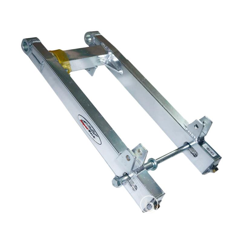 harga SuperTrack Swing Arm Lengan Ayun Motor for Honda Supra Fit - Silver Blibli.com