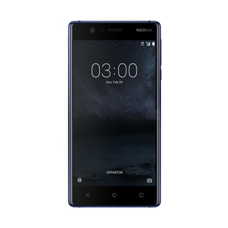 Nokia 3 Smarphone - Black [16 GB/2 GB]