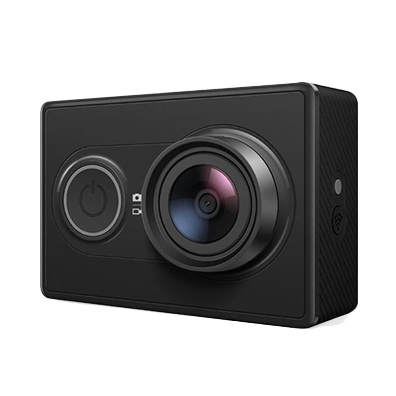 Best Deal 11 - Xiaomi Yi Black Edition International Action Camera - Hitam [Garansi Resmi 1 Tahun]