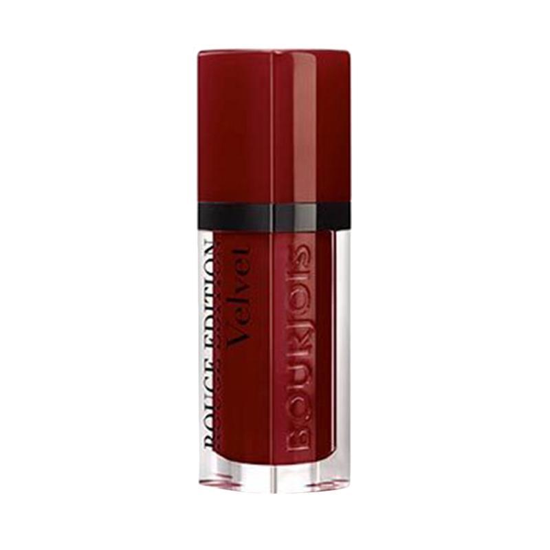 harga Bourjois Rouge Edition Velvet 19 Lipstick Blibli.com