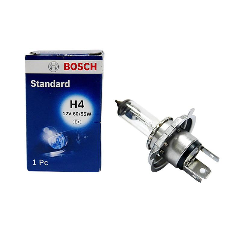 Bosch H4 Bohlamp Lampu Mobil [12V/60/55W]