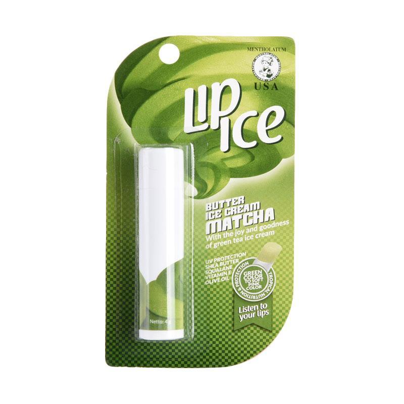 Lip Ice Matcha Lip Balm