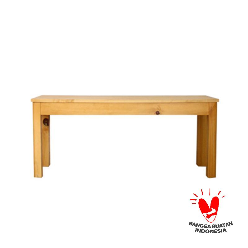 Uwitan M Natural Bench Kursi