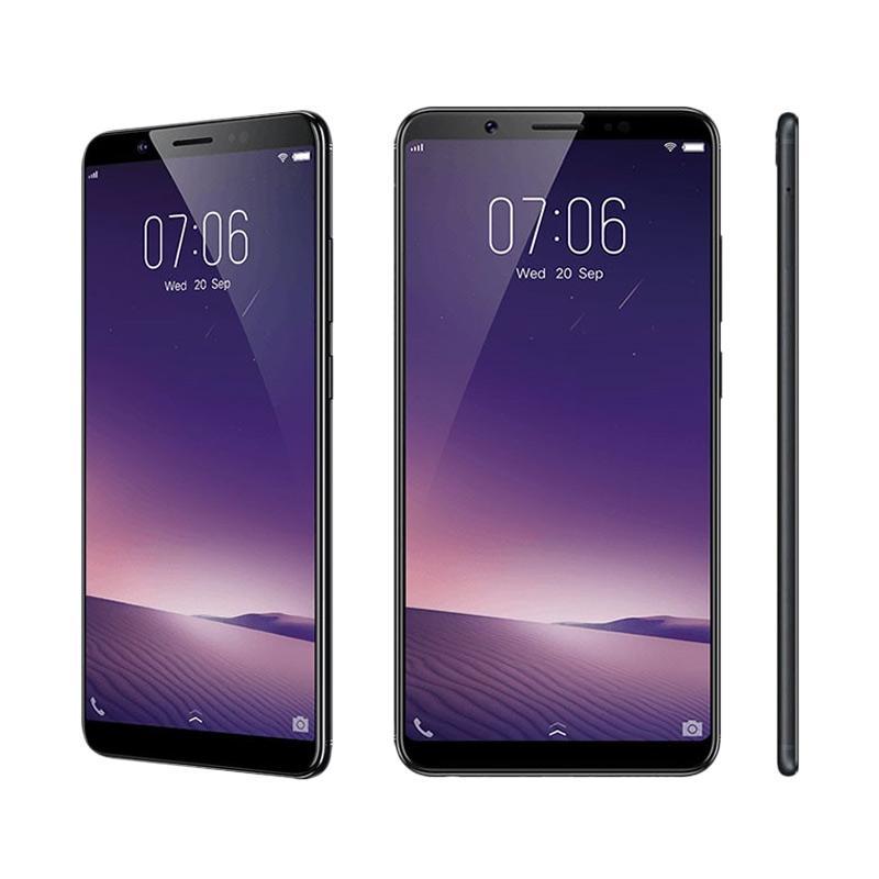 VIVO V7 Plus Smartphone -  Blackmatte [64GB/4GB/Garansin resmi 1 tahun]