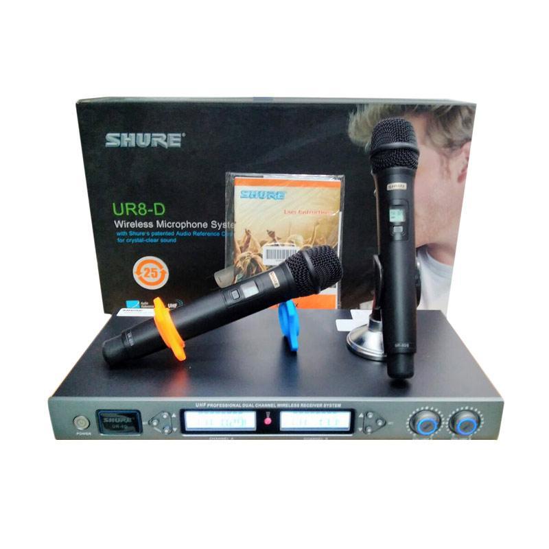 Shure UR 8D Mikrofon