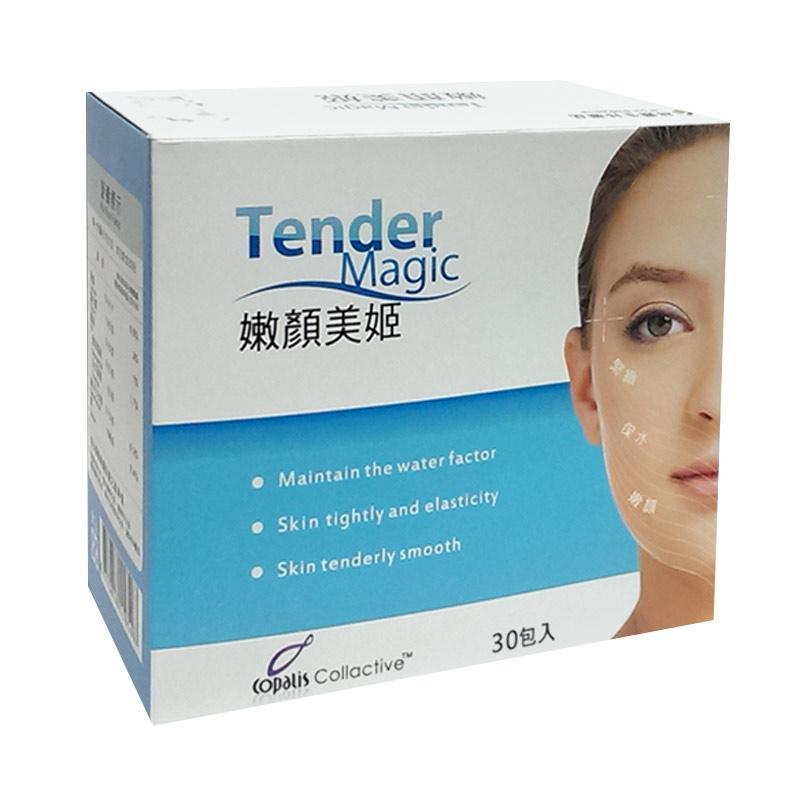 Lin Din BioMedical Tender Magic Beauty Supplement