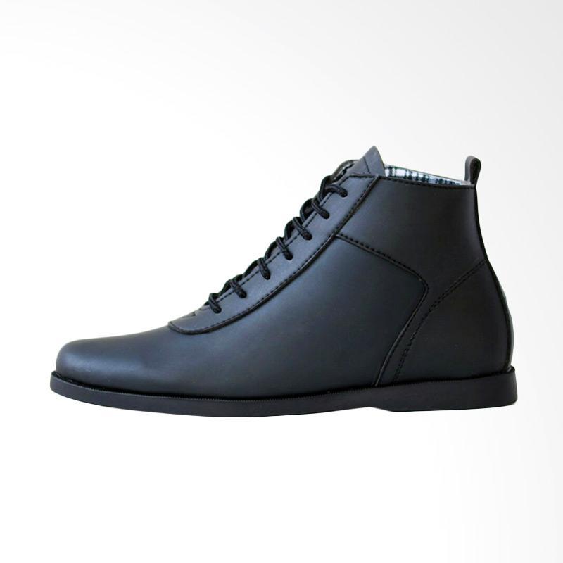 Frandeli Brodo Klasik Sepatu Boots Pria - Hitam