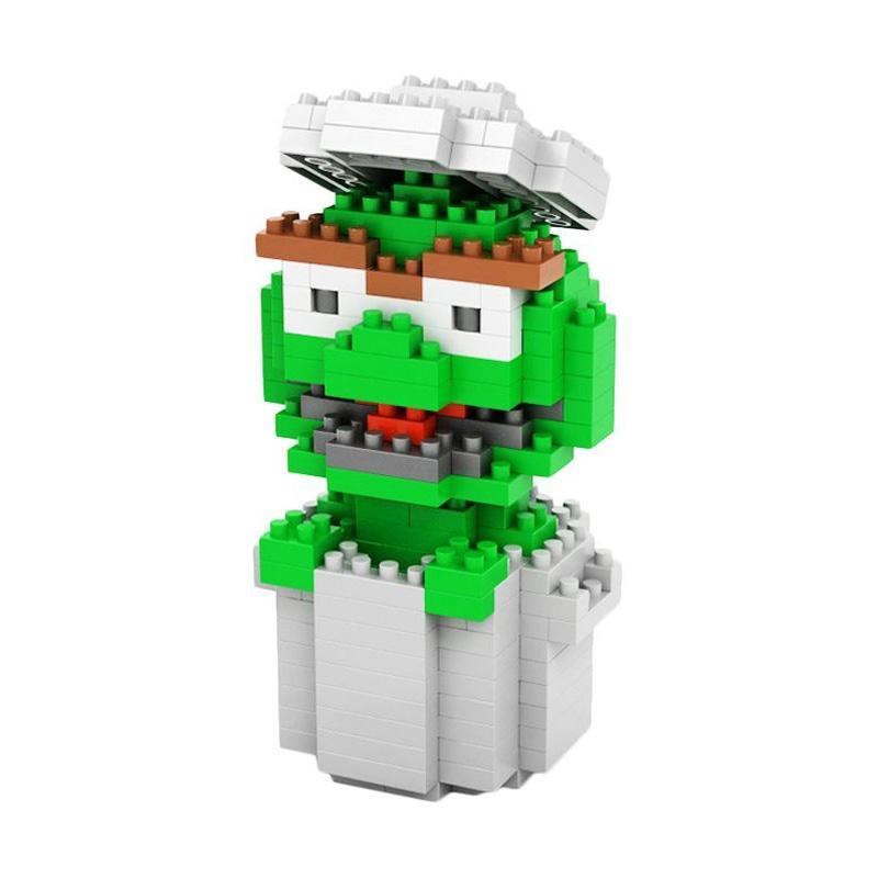 Loz Gift Medium 9121 Mainan Blok & Puzzle