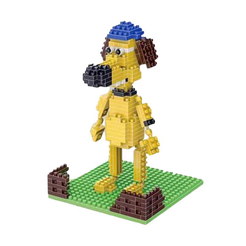 Weagle 2268 Mainan Blok & Puzzle
