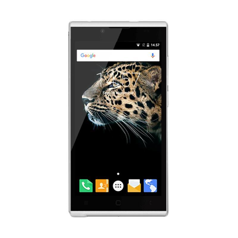 Himax Y10 Smartphone - White [16 GB/ 2 GB]
