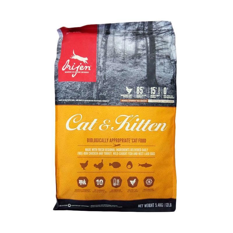 ORIJEN Cat Kitten Makanan Kucing 5 4 kg