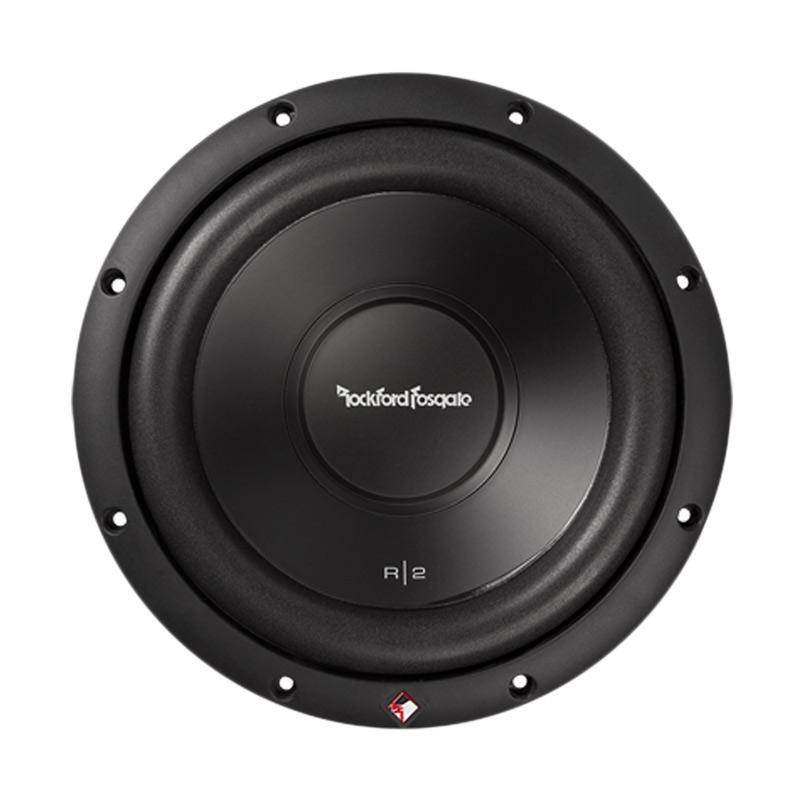 Rockford Fosgate R2 D4-10 Subwoofer Speaker Mobil [10 Inch]