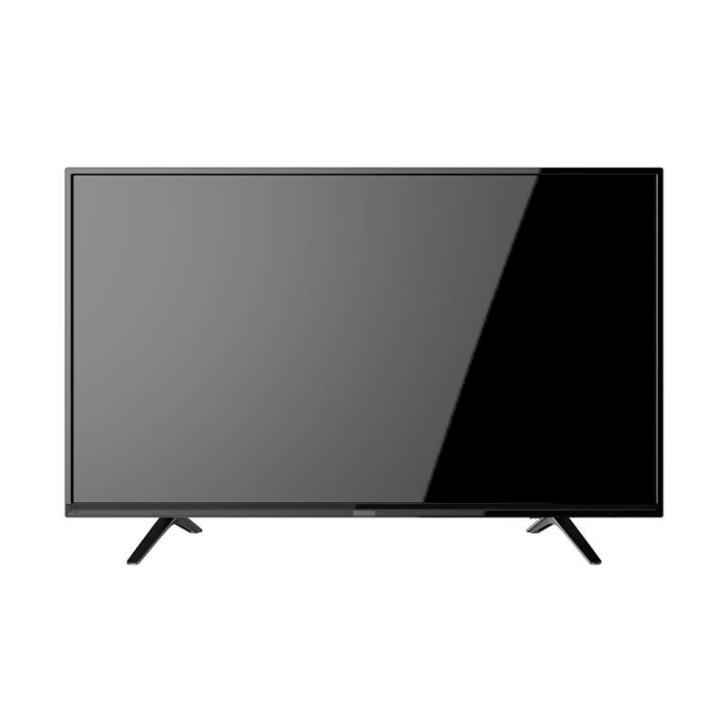 Coocaa 50E2A12G Digital LED TV - Hitam [50 Inch/Full HD]
