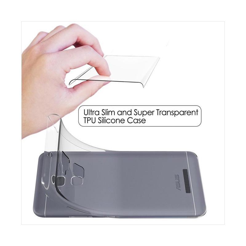 Jual Ume Ultrathin Silikon Jellycase Softcase Casing + FREE Ring Stand Holder for Huawei Honor 4x - Transparan Online - Harga & Kualitas Terjamin | Blibli. ...