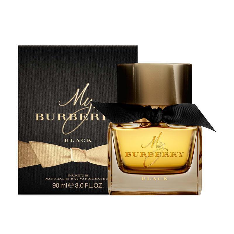 Burberry My Burberry Black EDP Parfum Wanita [90 mL]