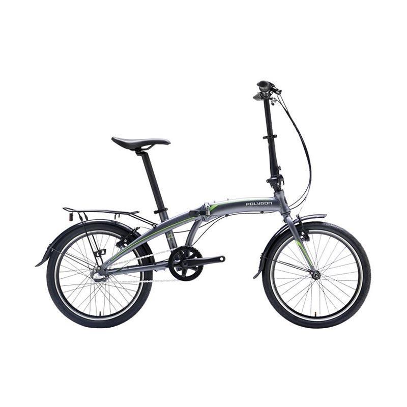 harga Polygon Urbano i3 P Sepeda Lipat - Charchoal [20 Inch] Blibli.com