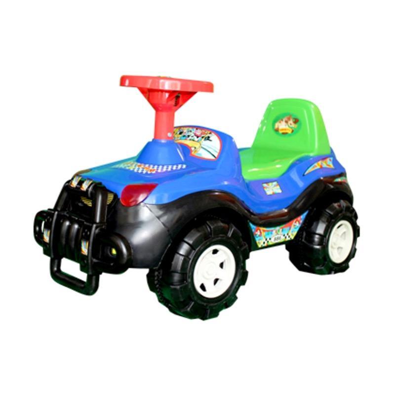 Jual Mikiwa Bolo Car Mainan Mobil Mobilan Anak Biru Tua Online November 2020 Blibli Com