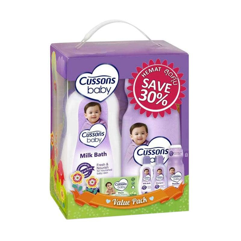 Cussons Baby Value Pack - Purple