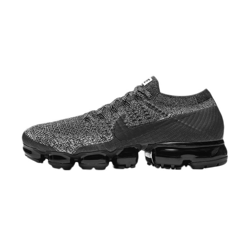 NIKE Men Vapormax Sepatu Sneakers - Oreo [849558-041]