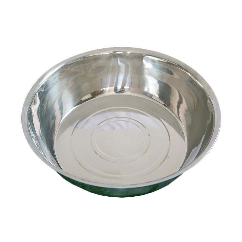 HAN DP55 Stainless Baskom - Silver [Extra Besar/ 55 cm]