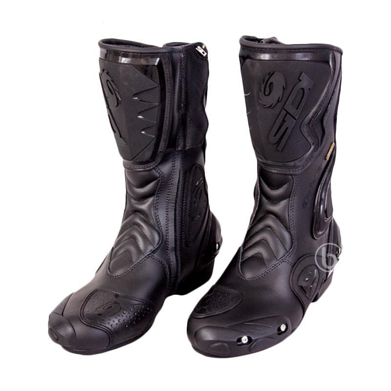 harga Sidi Cobra Gore Sepatu Boots - Black Blibli.com