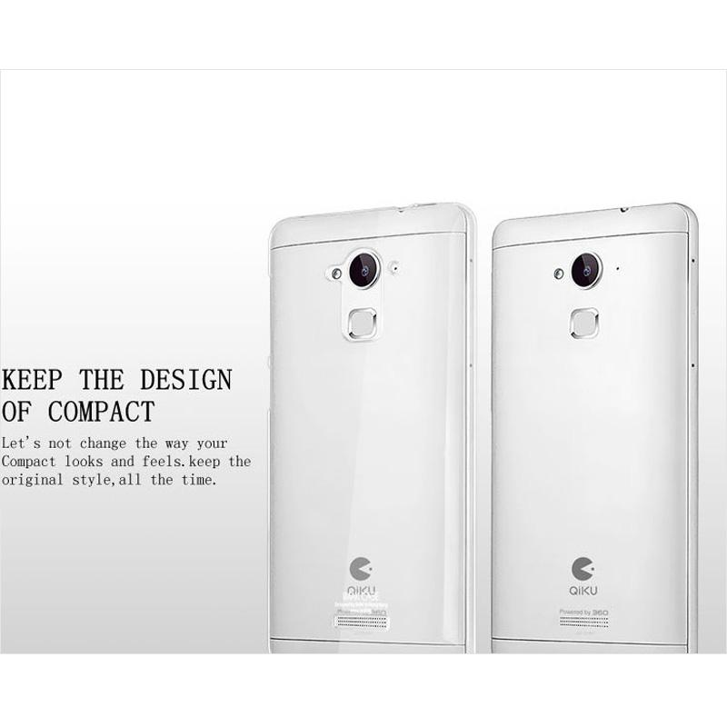 pretty nice f1918 dba94 OEM Crystal Hardcase Casing for Huawei Honor 4C - Clear + Free Tempered  Glass