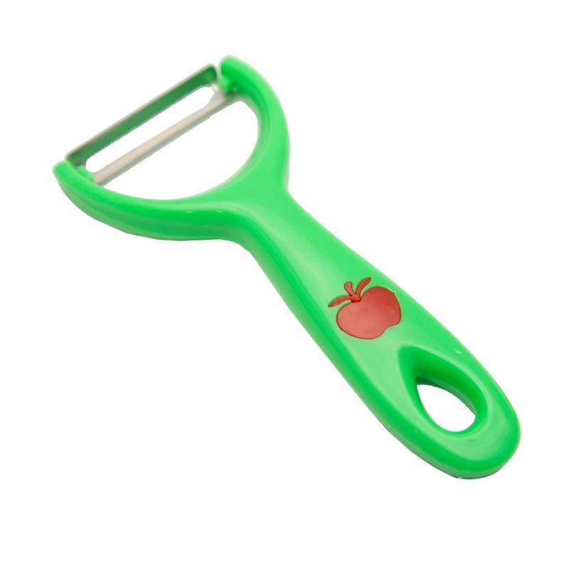 OEM Plastik Motif Apel PPApel Peeler - Hijau