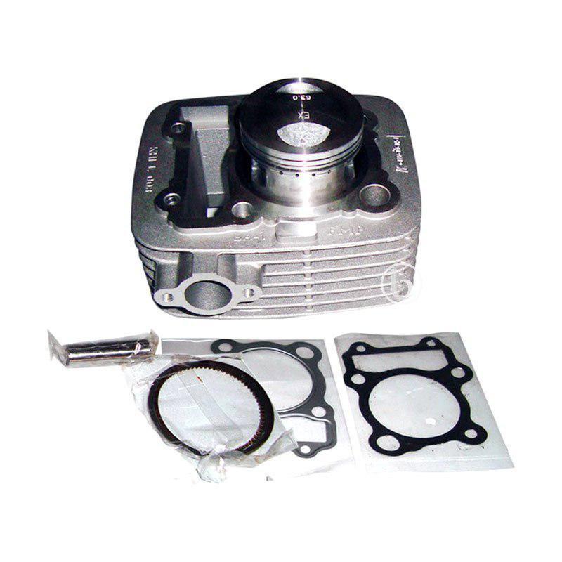 harga Kawahara Forged Piston Blok Bore Up Mesin 63 mm for Kawasaki KLX 150 S [Up to 180 cc] Blibli.com