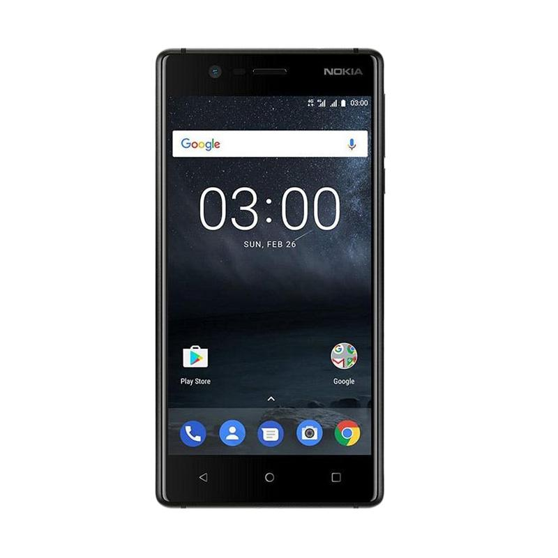 Nokia 3 Android Smartphone - Black