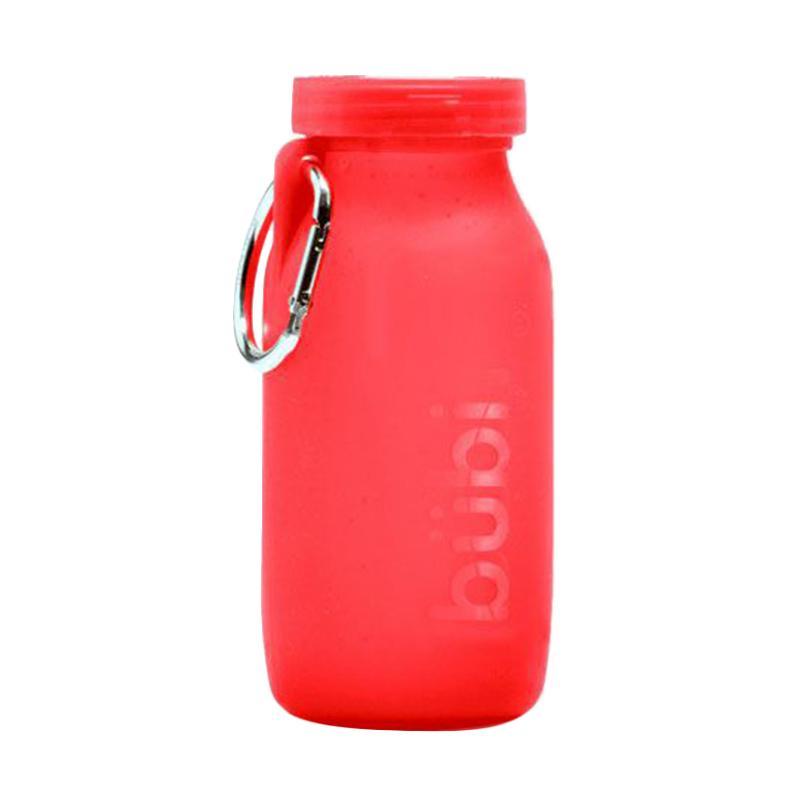 Bubi Bottle Botol Minum - Red [14 Oz/ 450 mL]