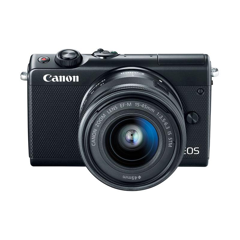 CANON EOS M100 KIT LENS 15-45 MM BLACK