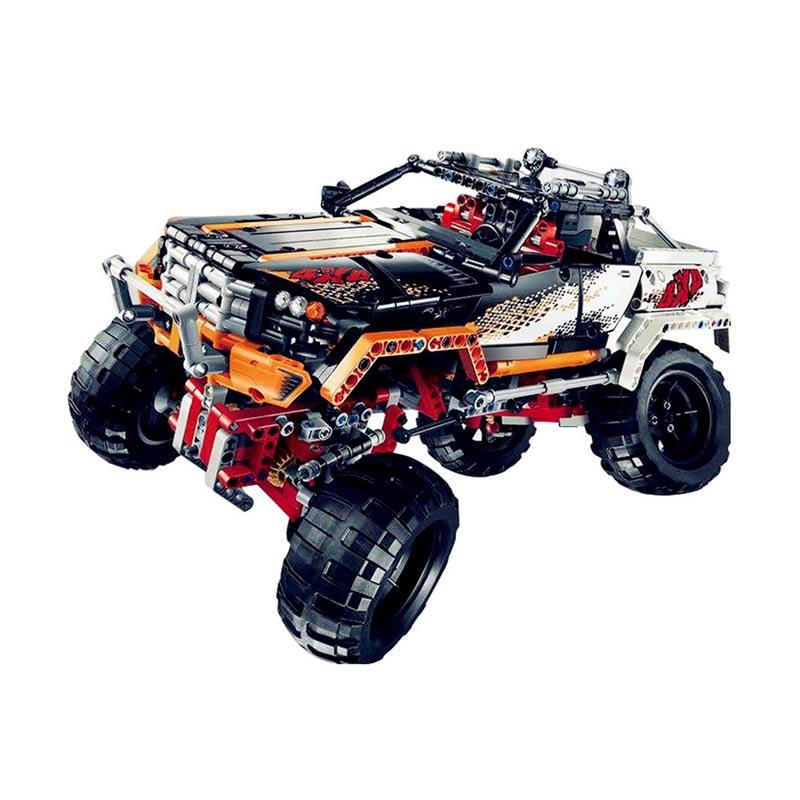 Lepin 20014 Technic 4X4 Crawler Mini Blocks