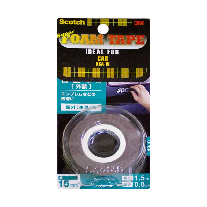 3M Scotch KCA-15 Super Strong Double Tape for Car