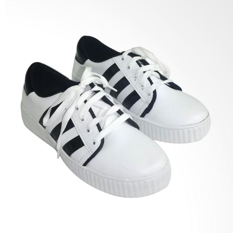 Anneliese Wanda Sepatu Sneaker Wanita - Black