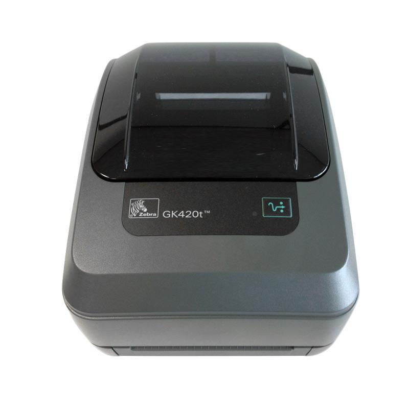 Zebra GK420T Printer Barcode [203 dpi/ GK42-1025PO-000]