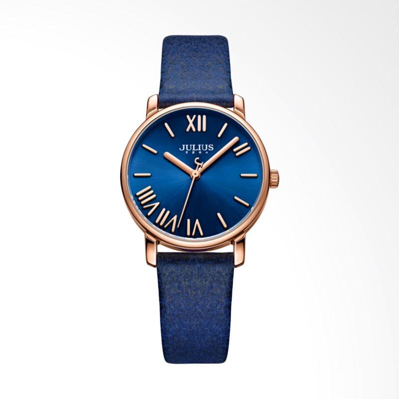 Julius JA-968-D Jam Tangan Wanita - Blue