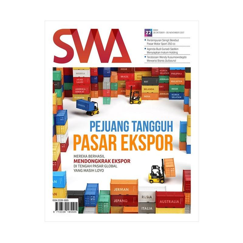 SWA Edisi 22-2017 Pejuang Tangguh Ekspor Majalah