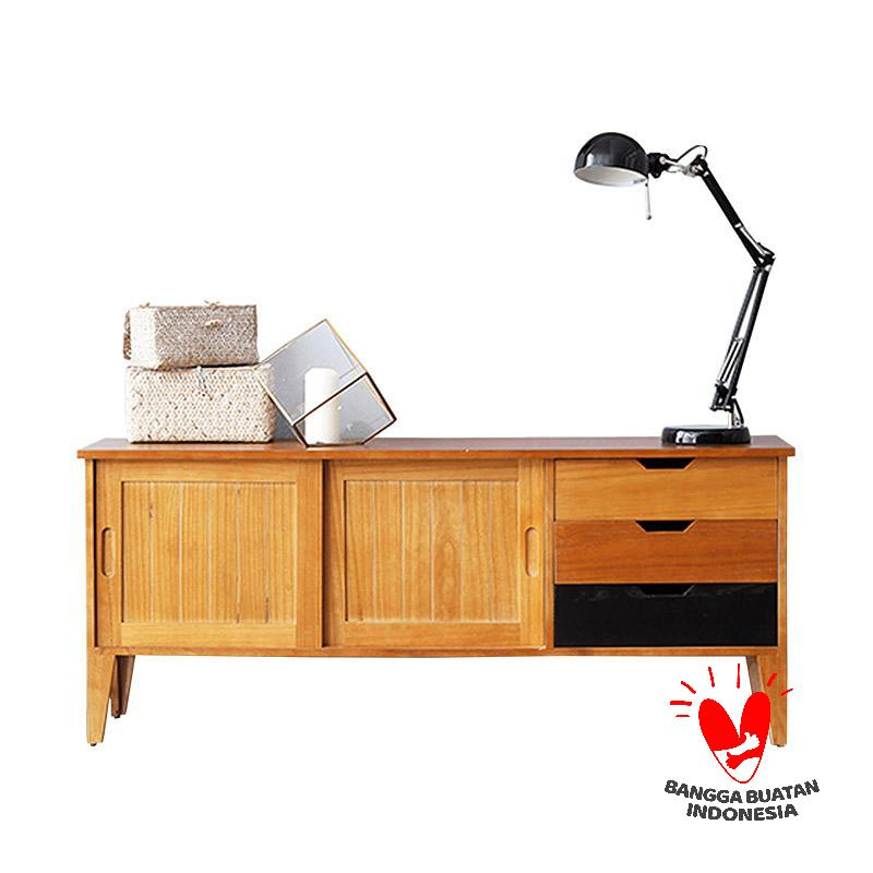 The Olive House Hauteville 1200 TV Cabinet