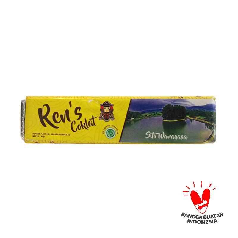 Galeri Menong Ren's Coklat Rasa Pisang