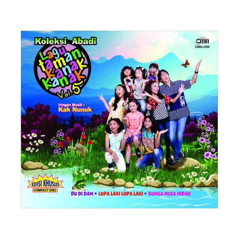 harga PT. Cakrawala Musik Nusantara Lagu Taman Kanak-Kanak Volume 5 CD Musik Blibli.com