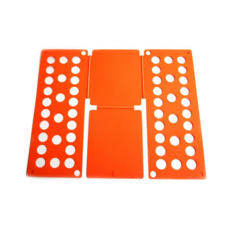 TOKUNIKU Magic Clothing Board Papan Lipat Baju - Orange