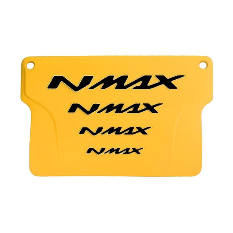 Raja Motor Karet Pelindung Lumpur for Yamaha N-Max - Kuning [KRP3031-Kuning]