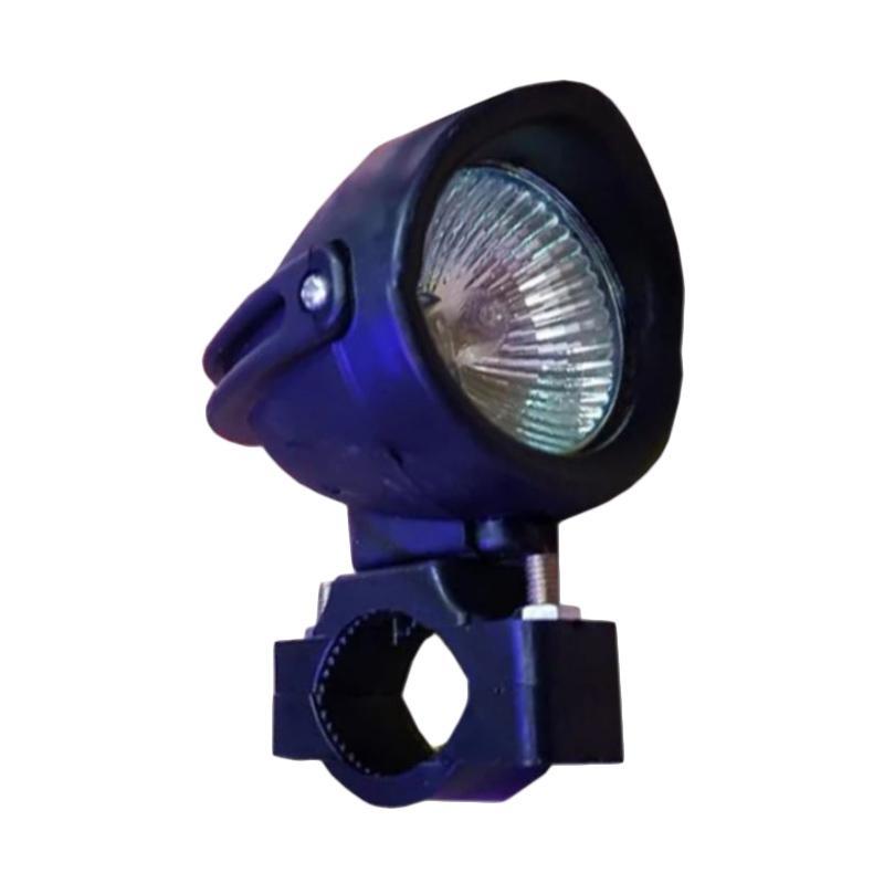 Raja Motor Luxeon LED Lampu Kabut - Hitam Kuning [LAV1024-Kodok]