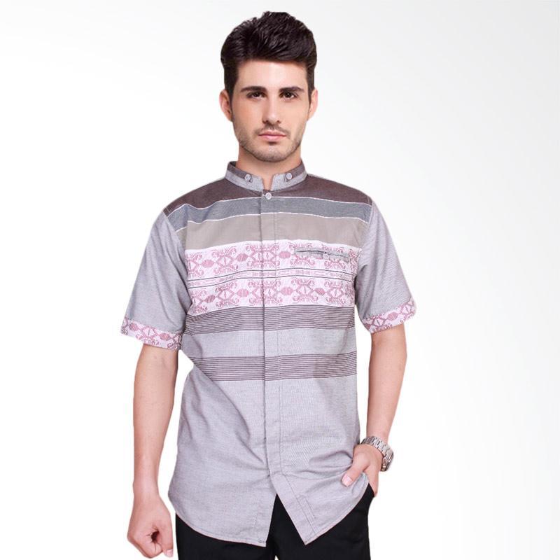 Fayruuz Hype Box Shirt Koko Pria - Pink M Pink M Pink