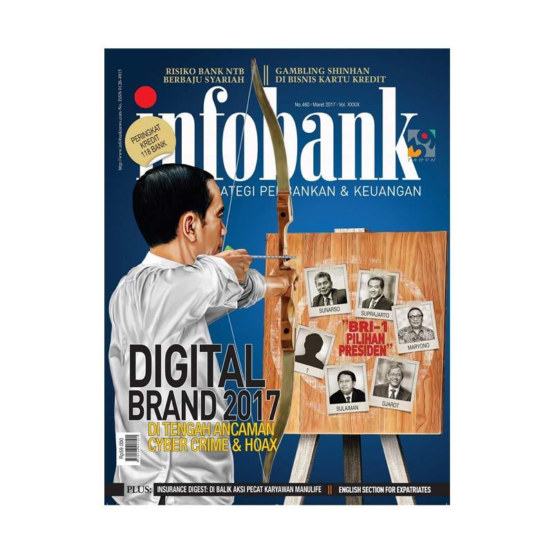 Infobank Edisi Maret 2017 Majalah Bisnis