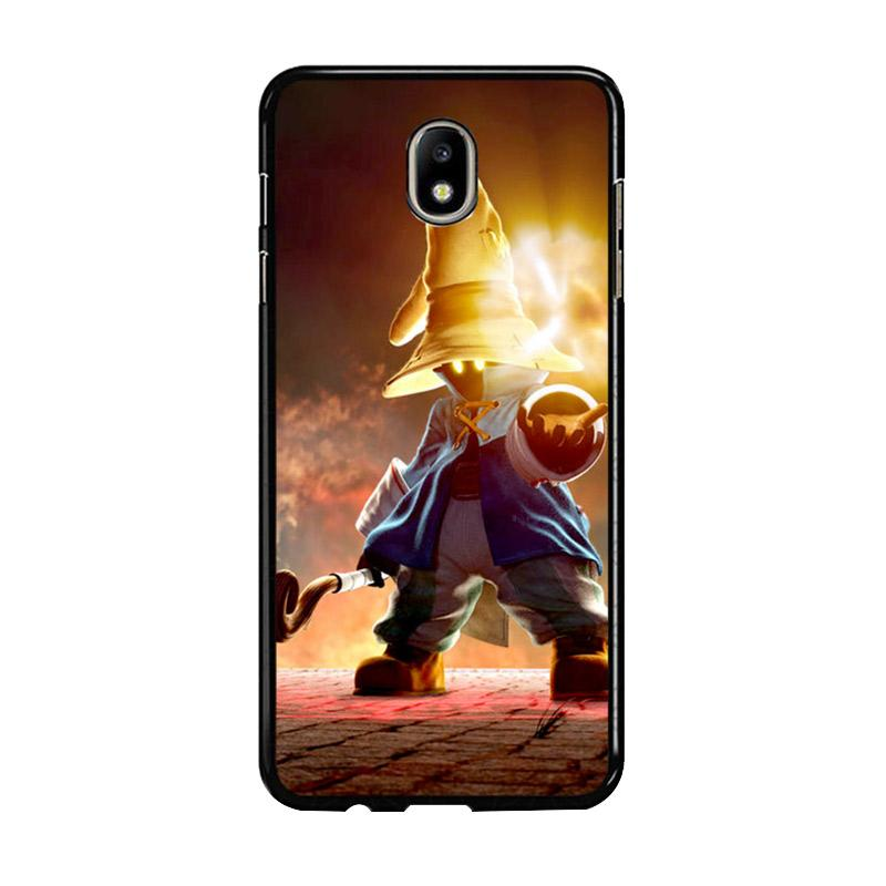 Flazzstore Vivi Final Fantasy Ix Character F0808 Custom Casing for Samsung Galaxy J5 Pro 2017