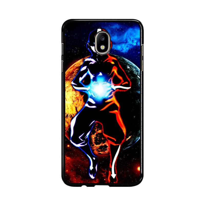 Flazzstore Avatar Aang The Last Airbender Z0003 Custom Casing for Samsung Galaxy J5 Pro 2017